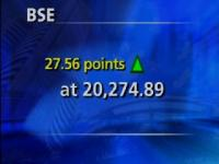 News video: BSE closes 27.56 points up on May 17