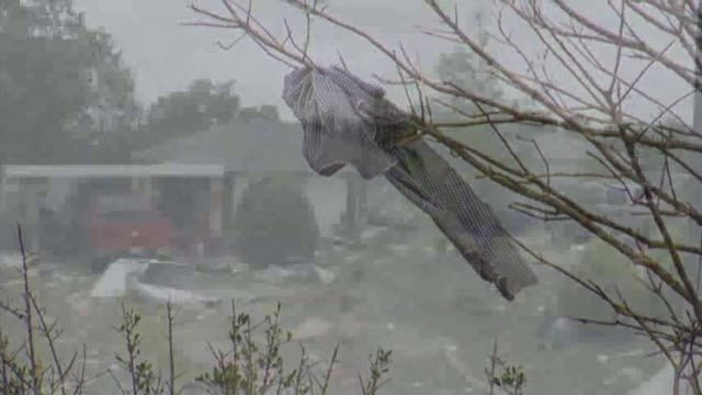News video: Officials: Texas Tornado Likely Had 200 Mph Wind