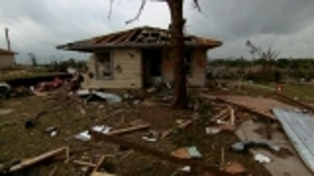 News video: Crews assess Texas tornado damage