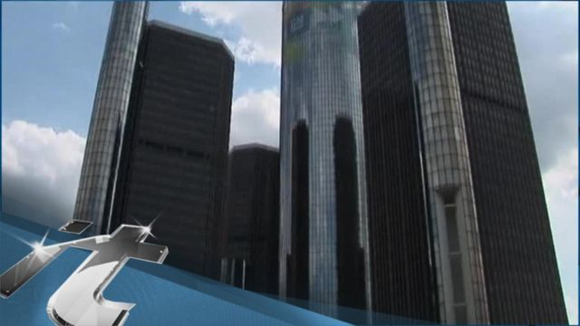 News video: GM Stock Rises Above $33 for First Time in 2 Years