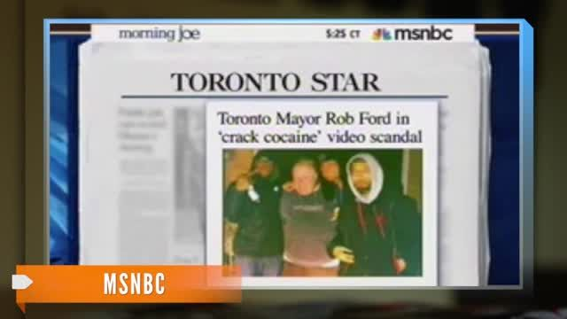 News video: Toronto Mayor Fights Crack-Smoking Video Accusations