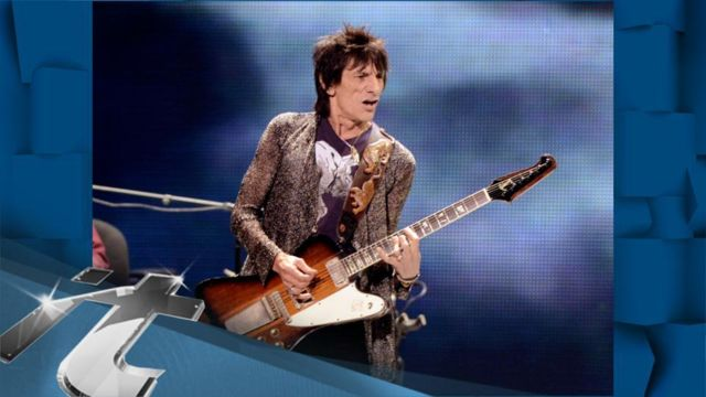 News video: Ronnie Wood -- Rolling Stones Didn't HAVE to Slash Ticket Prices, We Wanted To!