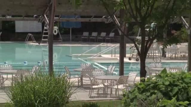 News video: CDC: Fecal Bacteria Common in Swimming Pools